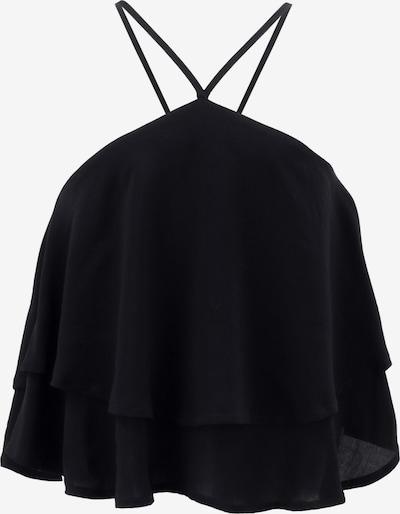 trueprodigy Top 'Larea' in schwarz, Produktansicht