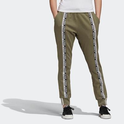 ADIDAS ORIGINALS Sweathose in khaki, Modelansicht