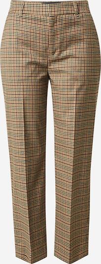 DRYKORN Pantalon 'Search' en marron / noir, Vue avec produit