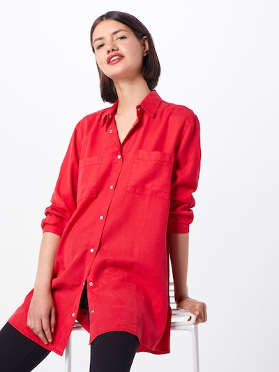 LTB Bluse 'JOHICE' in rot, Modelansicht