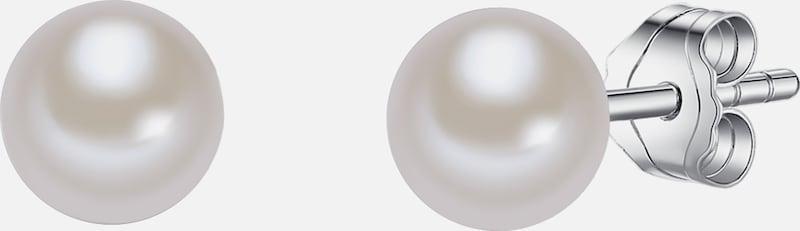 Valero Pearls Perlen-Ohrstecker mit Süßwasser-Zuchtperlen