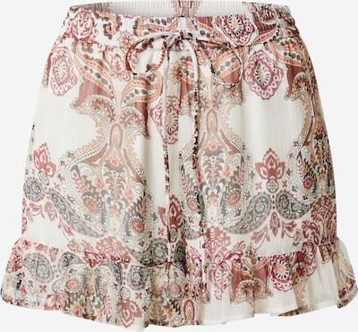 VERO MODA Shorts 'VMKAY NW SHORTS WVN' in beige, Produktansicht