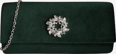 mascara Tasche 'Velvet' in grün, Produktansicht