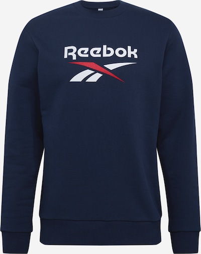 Reebok Classic Sweatshirt 'VECTOR' in navy, Produktansicht