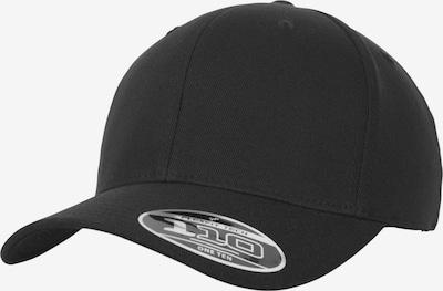 Flexfit Cap '110 Pro-Formance' in schwarz, Produktansicht