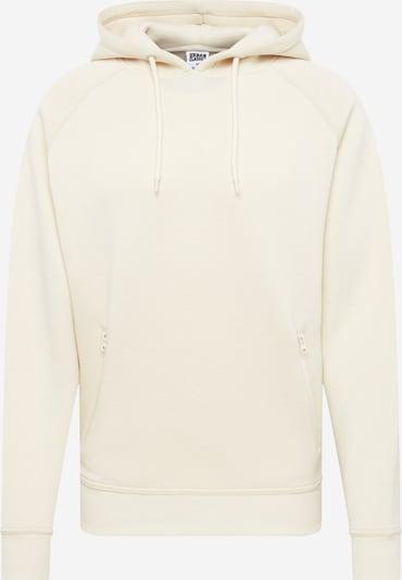 Urban Classics Sweatshirt in beige, Produktansicht