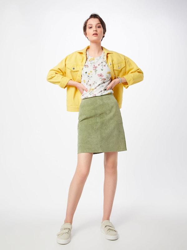 Mélange CouleursBlanc Jacqueline En shirt De T Yong hBrdxstQC