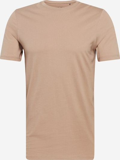 JACK & JONES Shirt in de kleur Beige, Productweergave