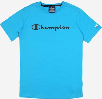 Champion Authentic Athletic Apparel Tričko - svetlomodrá: Pohľad spredu