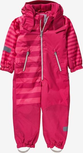 Reima Schneeanzug in pink / himbeer, Produktansicht