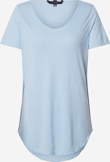 VERO MODA Shirt in hellblau, Produktansicht