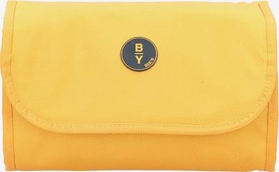 Bric's Toilettas in de kleur Geel: Vooraanzicht