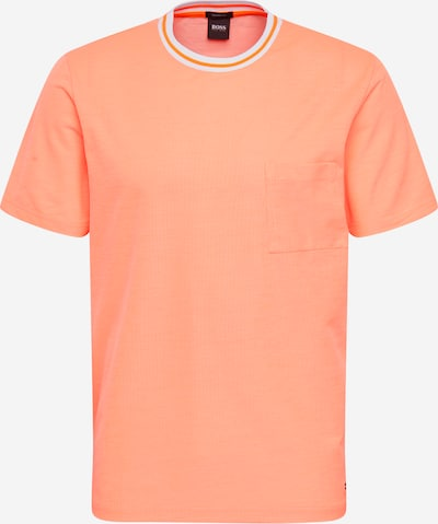 BOSS Shirt 'Tretend' in orange, Produktansicht