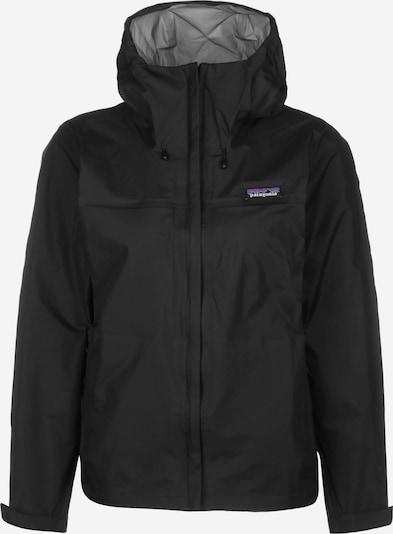PATAGONIA Outdoorjas 'Torrentshell' in de kleur Zwart, Productweergave