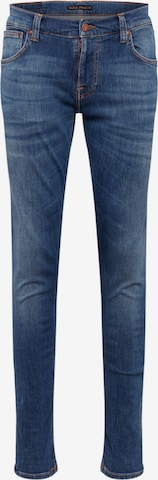 Jean Nudie Jeans Co en bleu