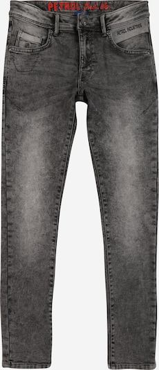 Petrol Industries Jeans 'Jones' in black denim, Produktansicht
