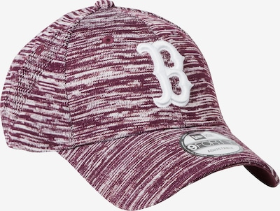 NEW ERA Cap '9FORTY MLB Engineered Fit Boston Red Sox' in bordeaux / weiß, Produktansicht