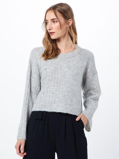 Megztinis iš Noisy may , spalva - šviesiai pilka / margai pilka: Vaizdas iš priekio
