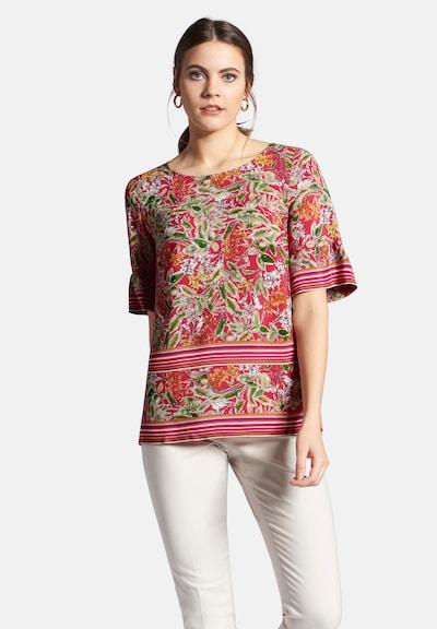 Uta Raasch Bluse in mischfarben, Modelansicht