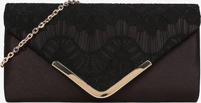 mascara Pisemska torbica 'Envelope Clutch' | črna barva, Prikaz izdelka