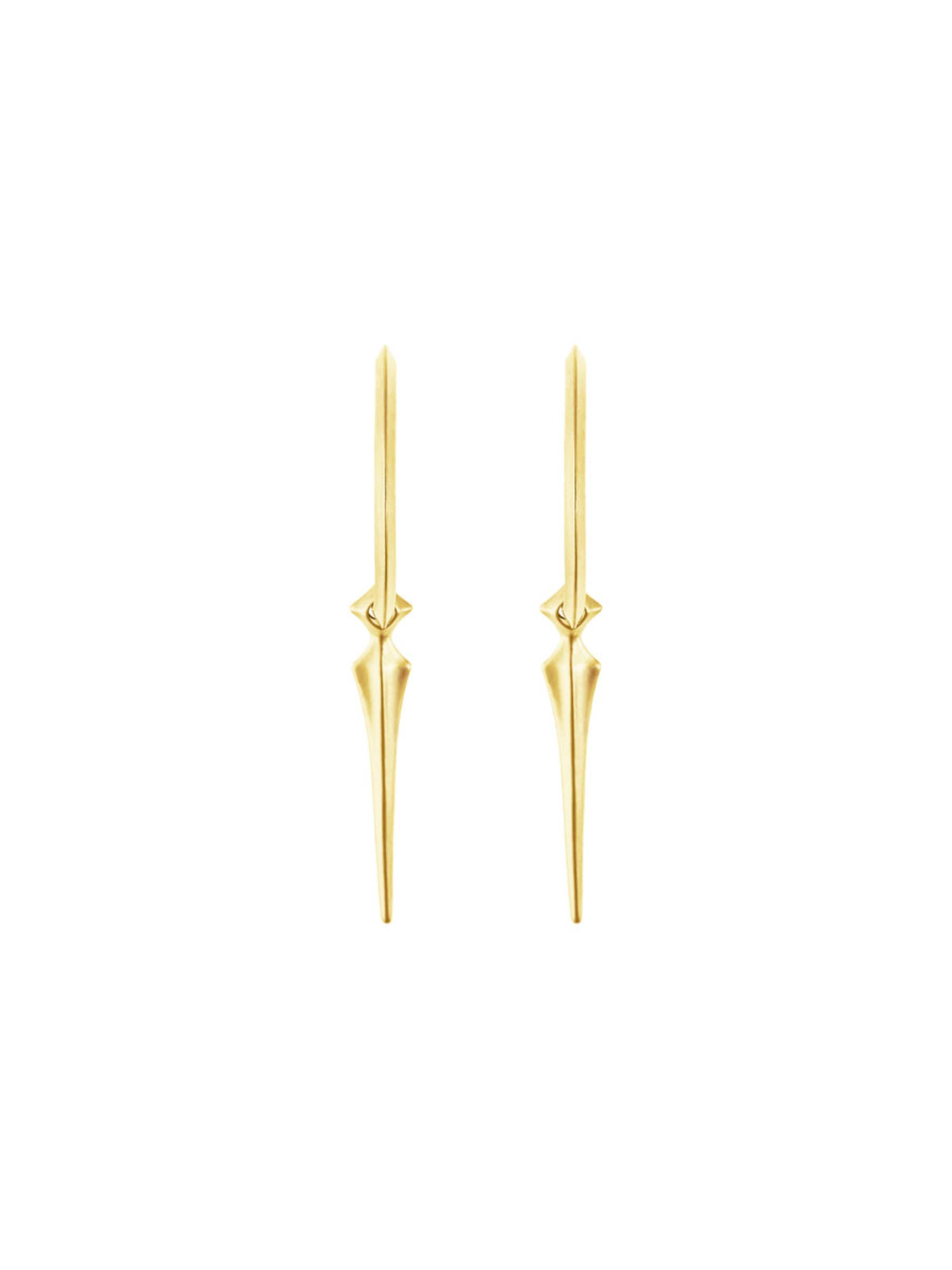 ID Fine Spear Hoop Ohrringe Spielraum Vorbestellung Rabatt Bekommen Billig Verkaufen Pick Eine Beste iI9j1x4