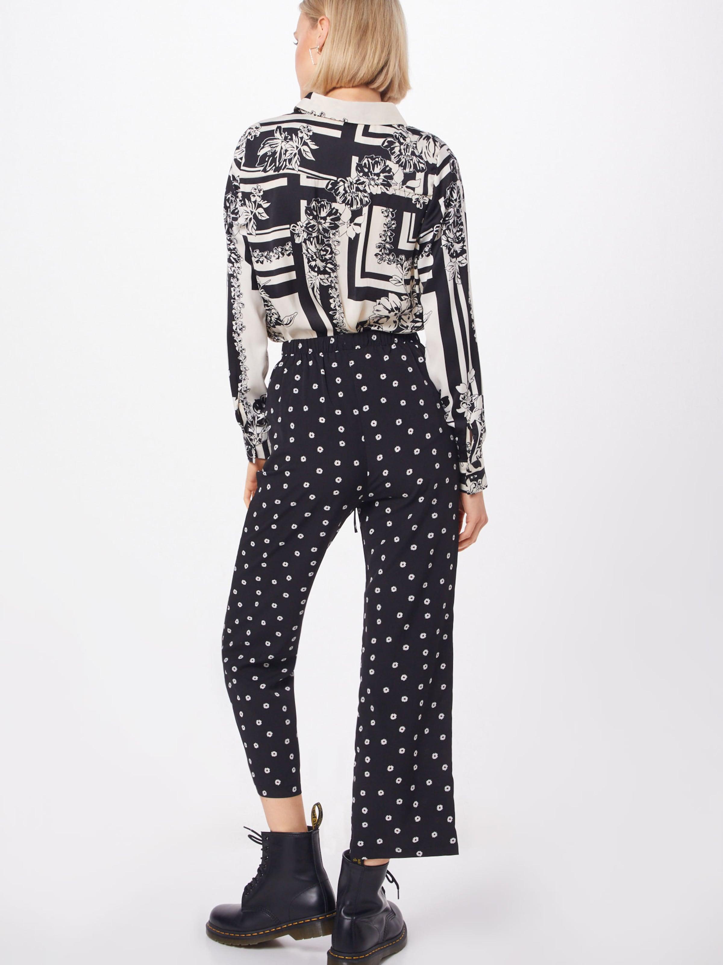 Fashion Bleu Union Trouser' En Pantalon 'nippy MarineBlanc OXZiuPk