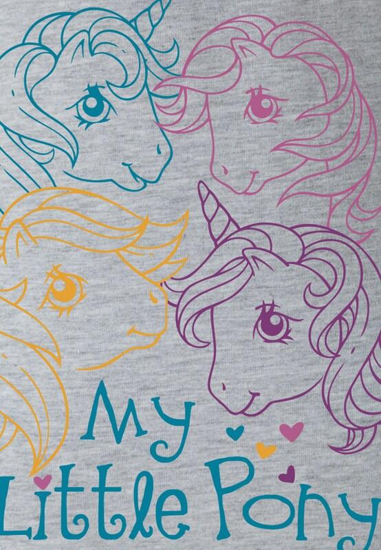 Logoshirt T-shirt My Little Pony