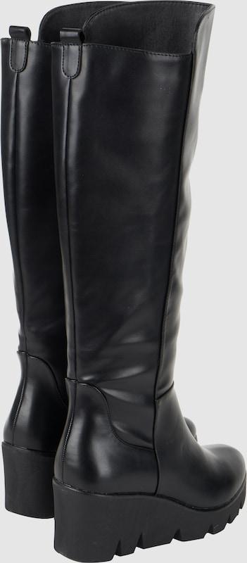 Anna Field Overknee-Stiefel mit Plateau-Sohle