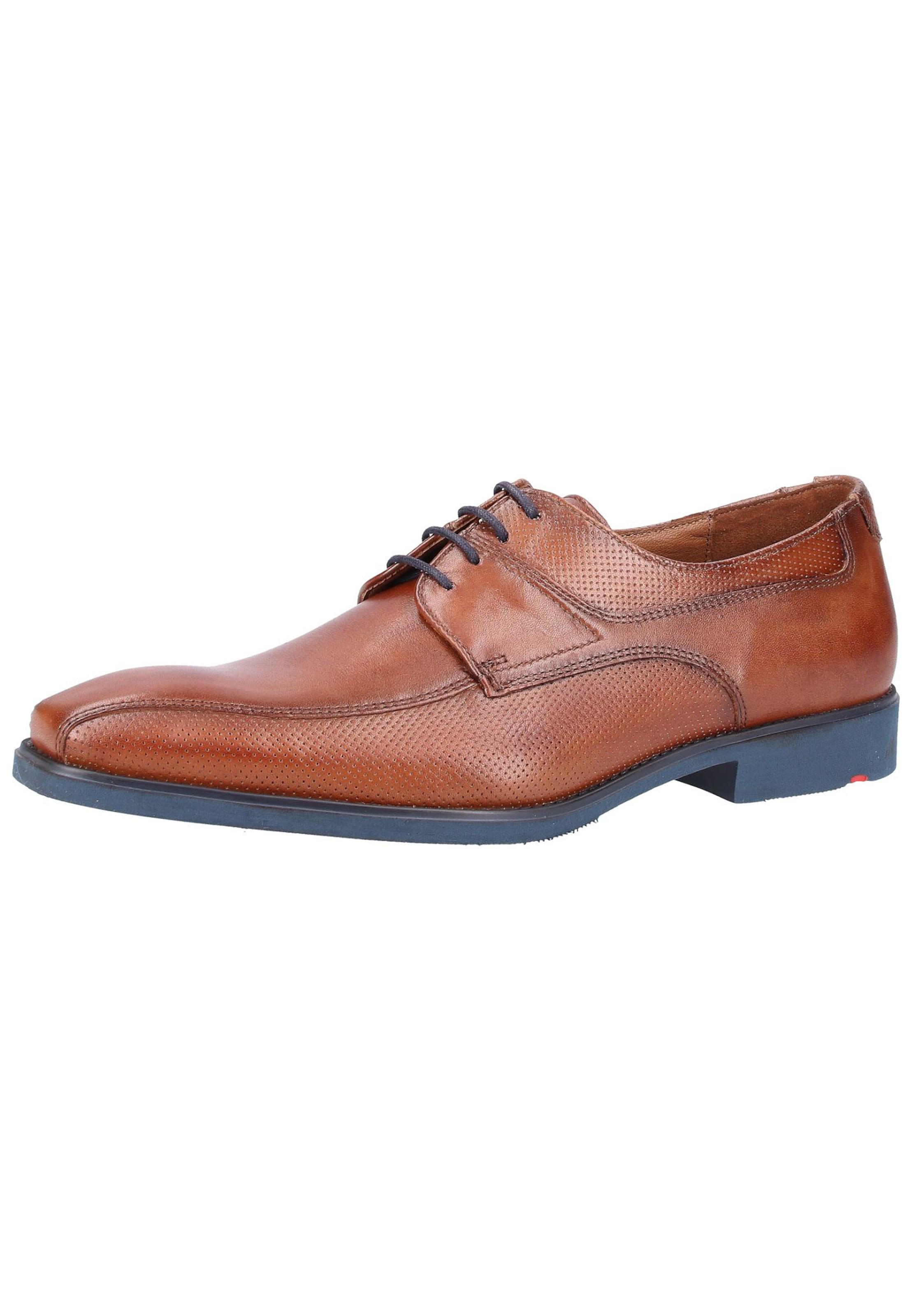 Lloyd En Lacets Chaussure Caramel À 4rq47