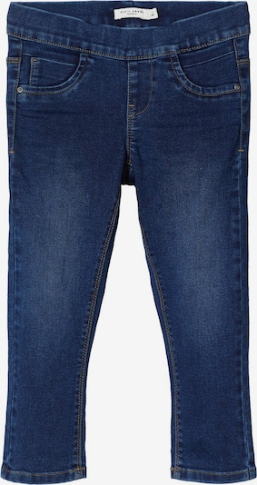 NAME IT Leggings in blau, Produktansicht