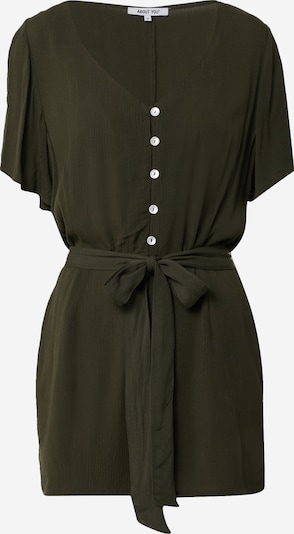 ABOUT YOU Jumpsuit 'Jamira' in khaki, Produktansicht