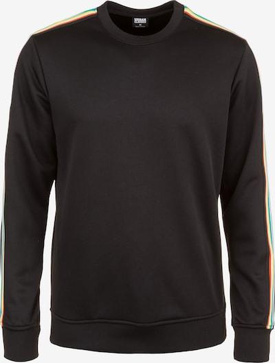 Urban Classics Sweatshirt in de kleur Gemengde kleuren / Zwart, Productweergave