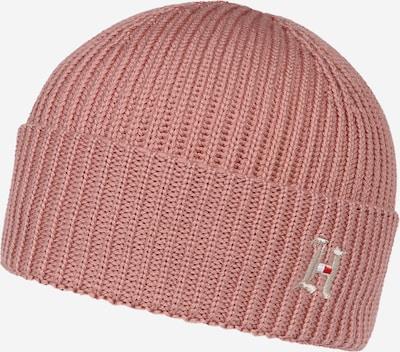 TOMMY HILFIGER Mütze 'BEANIE' in rosé, Produktansicht