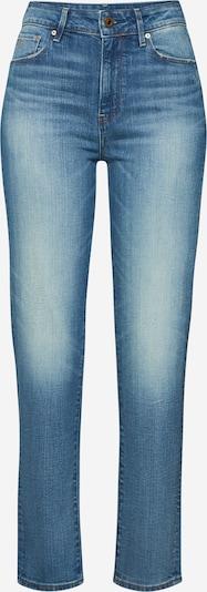 Jeans '3301 High Straight 90's Ankle Wmn' G-Star RAW pe denim albastru, Vizualizare produs