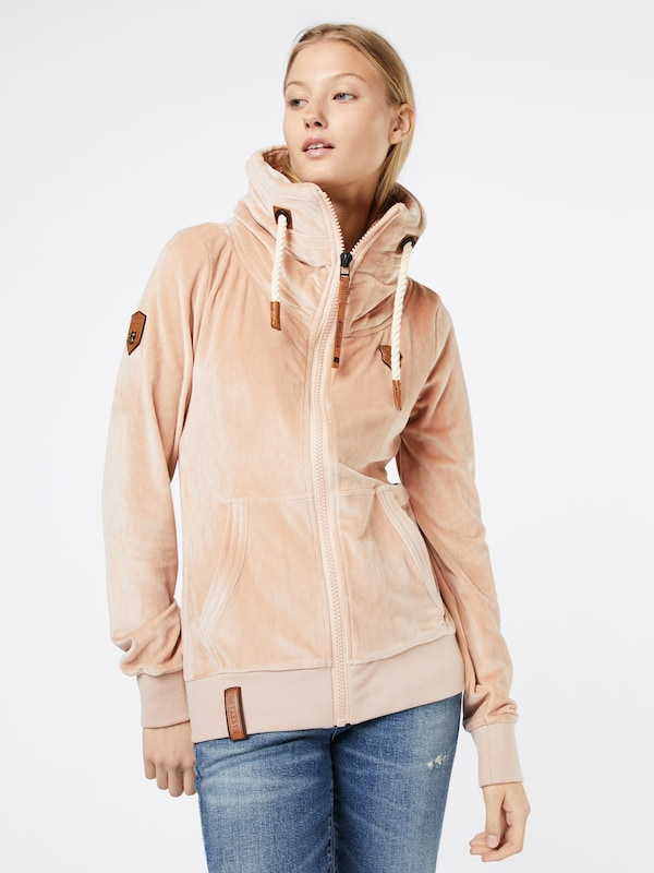 naketano Zipper Jacke 'Mack'