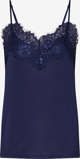 SOAKED IN LUXURY Top 'Clara' in de kleur Navy, Productweergave