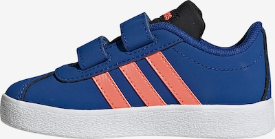 ADIDAS PERFORMANCE Sneakers 'VL Court 2.0 CMF I' in blau / orange, Produktansicht