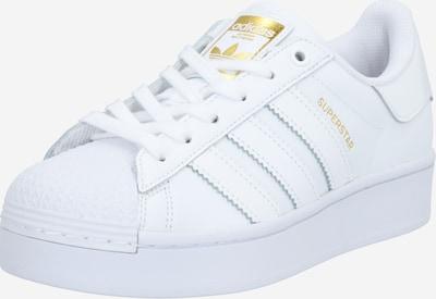 Sneaker low 'Superstar Bold' ADIDAS ORIGINALS pe auriu / alb, Vizualizare produs