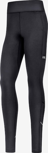 GORE WEAR Lauftights 'R3 Thermo' in schwarz, Produktansicht