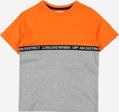 STACCATO T-Shirt in grau / orange, Produktansicht