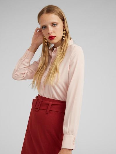 EDITED Blouse 'Floretta' in de kleur Pink, Modelweergave