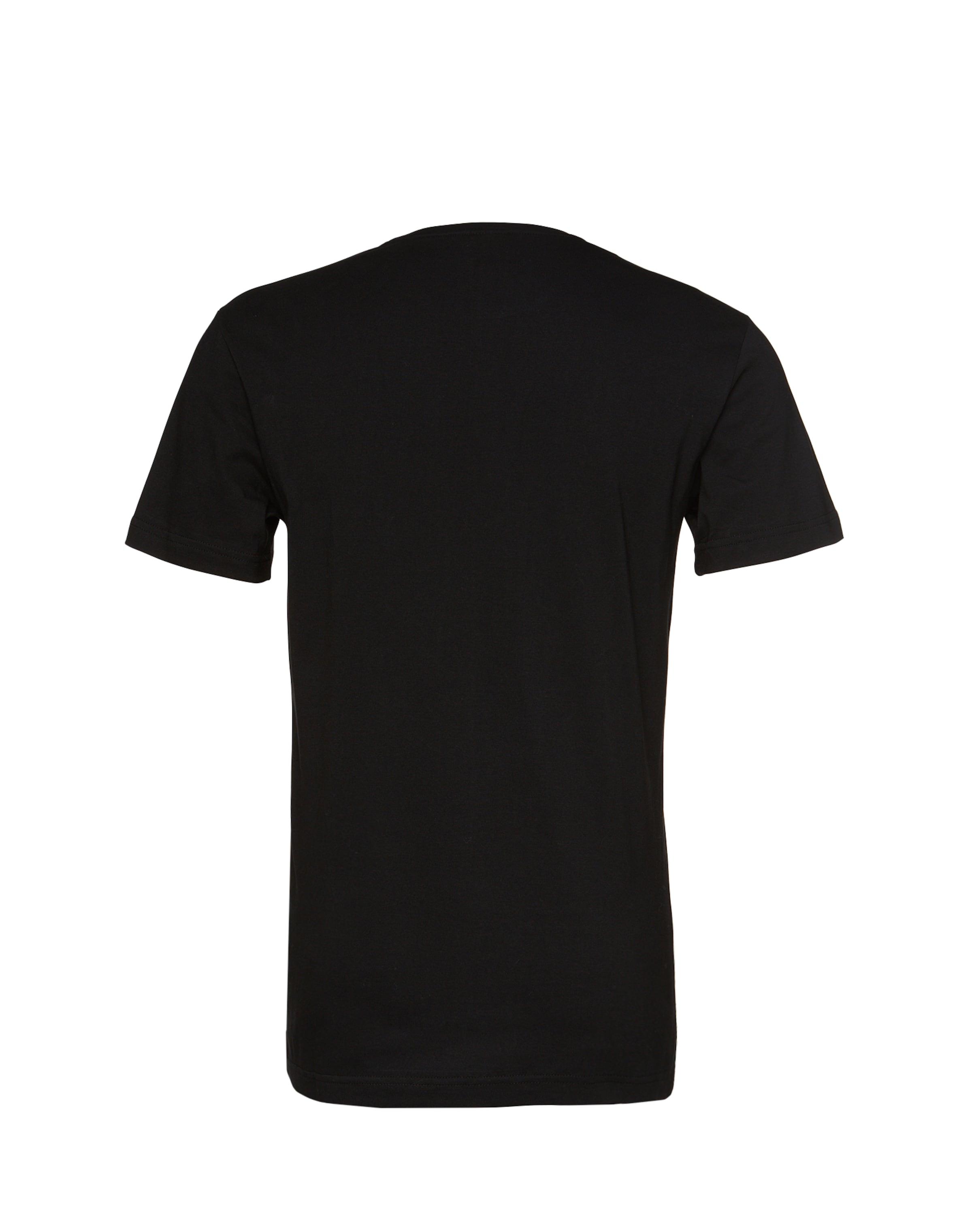 shirt 'daily Flag' Iriedaily T Noir En K1clFJ