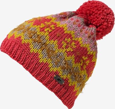 Eisbär Mütze in mischfarben: Frontalansicht