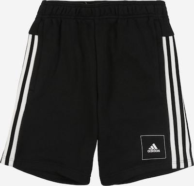 ADIDAS PERFORMANCE Športové nohavice 'JB A AAC SHORT' - čierna / biela, Produkt