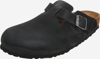 BIRKENSTOCK Chodaki 'Boston' w kolorze czarnym, Podgląd produktu