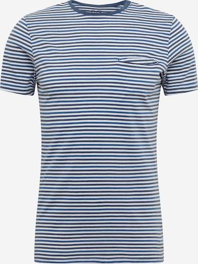 Q/S designed by T-Shirt en bleu, Vue avec produit