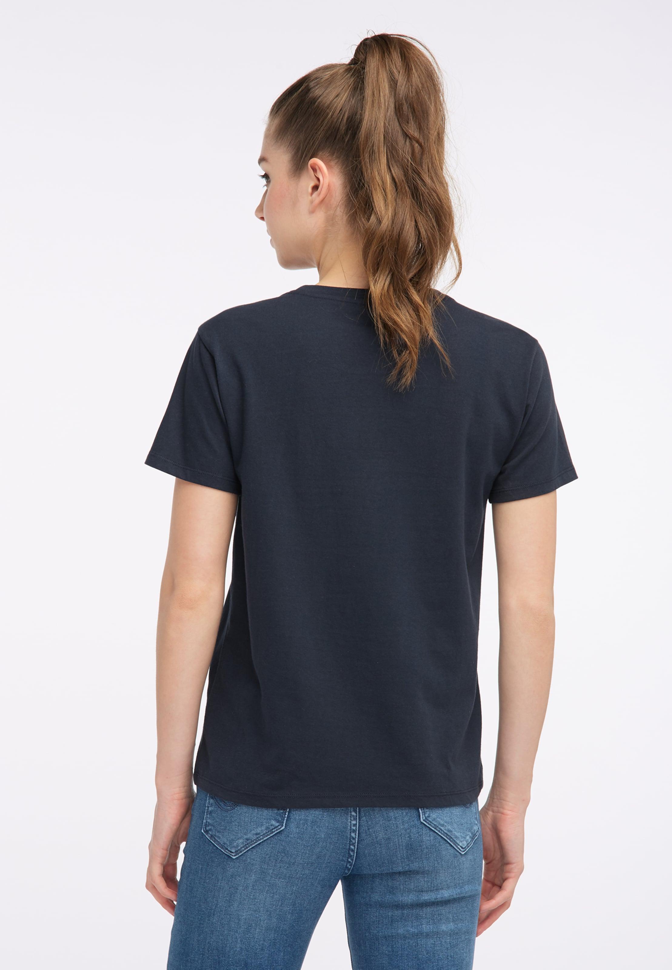 T En Nuit Bleu Petrol Industries shirt OuikXZP