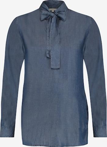 Noppies Bluse 'Bow' in Blau