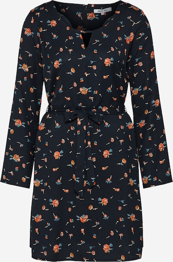 ABOUT YOU Sukienka 'Marla' w kolorze mieszane kolory / czarnym: Widok z przodu