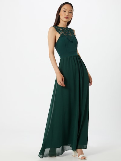 WAL G. Dress 'Ch 2020' in dark green, View model